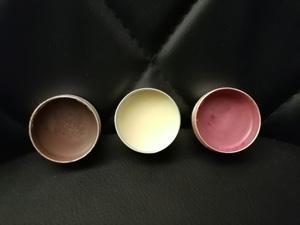 Baume à lèvres naturel coloré et parfumé