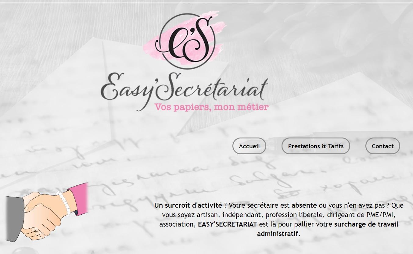 Site Easy Secrétariat Online