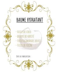Etiquette baume web