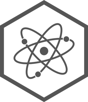 Logo forme hexagonale